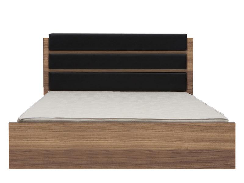 Manželská posteľ 160 cm - BRW - Venom - LOZ/160
